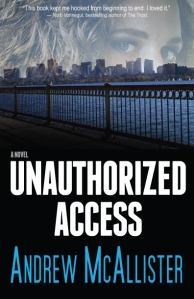 Unauthorized Access New Cover