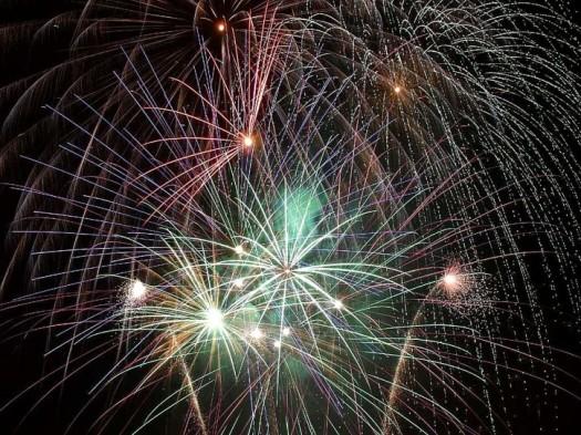 fireworks public domain