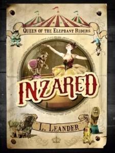 INZARED bookcoverkindle