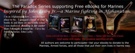 Free books for the Armed Forces