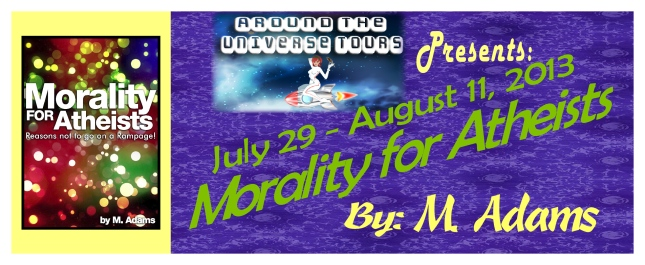 Morality for Atheists banner