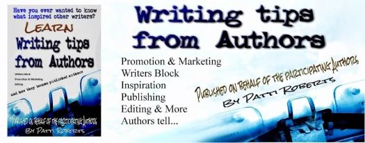 Writing tips banner