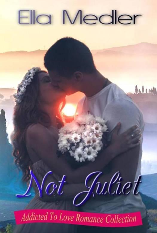 Not Juliet book cover