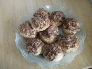 low-fat macaroons
